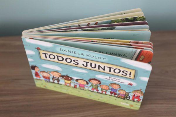 foto do livro Todos Juntos