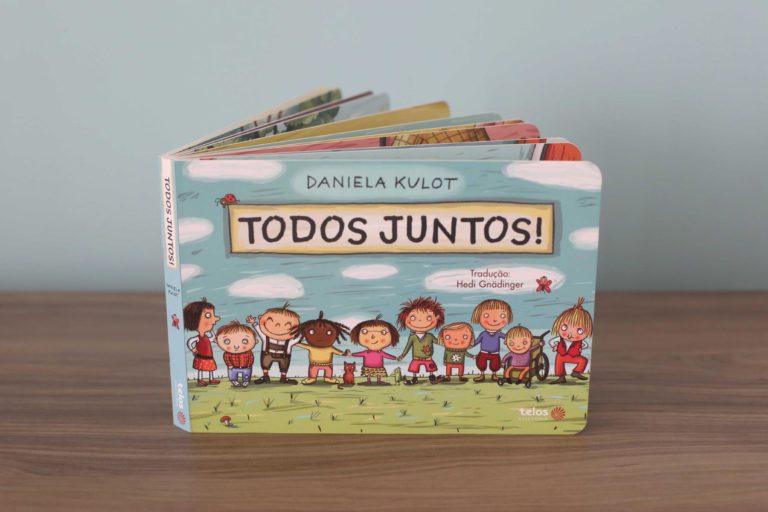 foto do livro Todos Juntos!