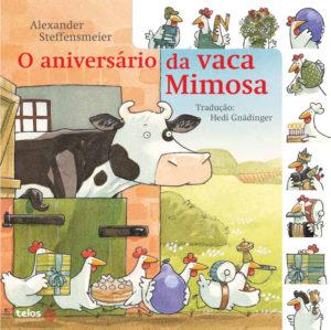 O aniversário da vaca Mimosa