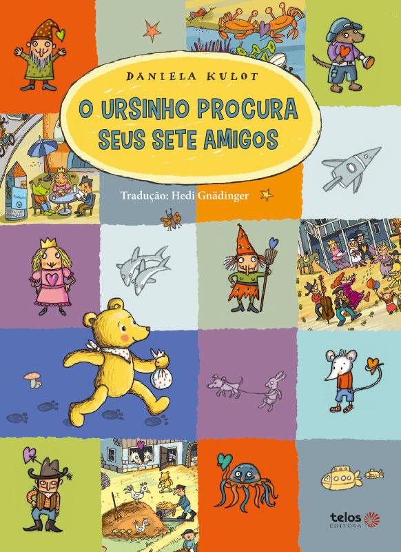 Ursinho procura seus sete amigos