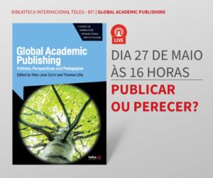 Chamada Live GLOBAL ACADEMIC PUBLISHING