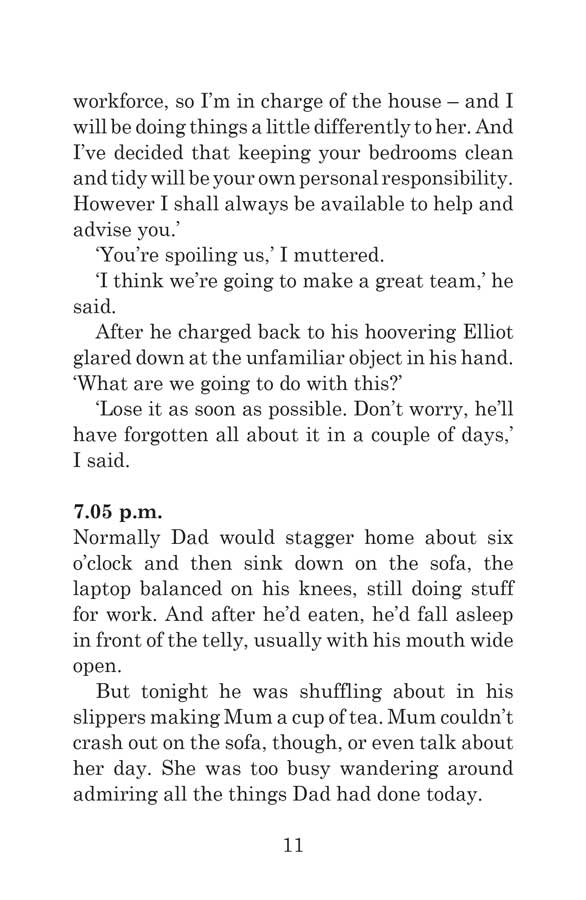 My Parents Are Driving Me Crazy - página 11
