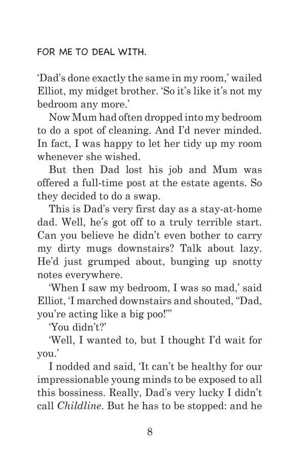 My Parents Are Driving Me Crazy - página 8