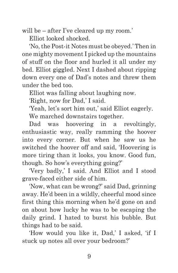 My Parents Are Driving Me Crazy - página 9