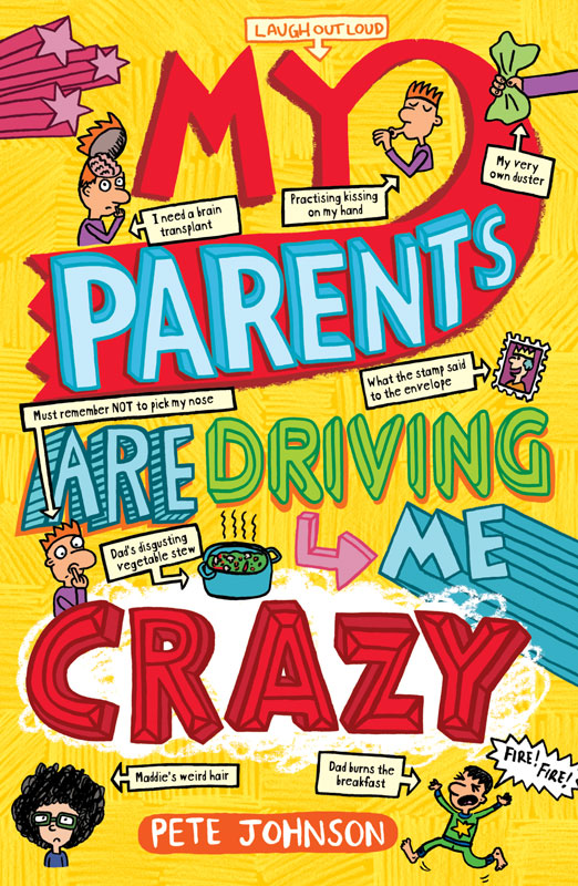 Capa My Parents Are Driving Me Crazy
