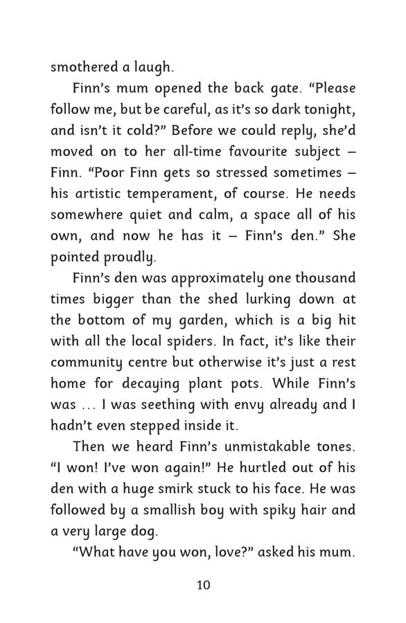 Mind Reader - Ghostly Whisper - página 10
