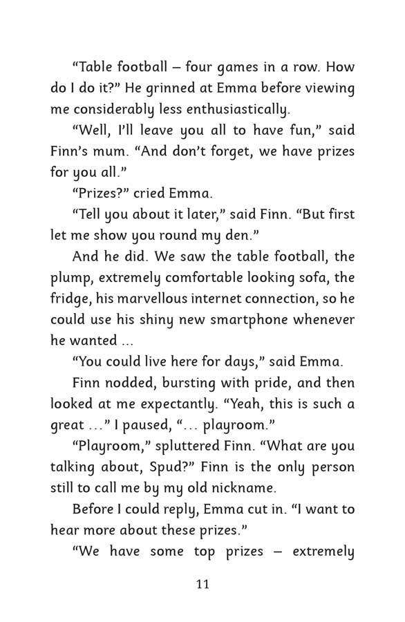 Mind Reader - Ghostly Whisper - página 11