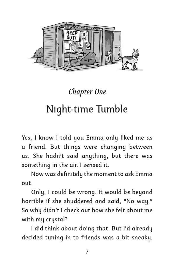 Mind Reader - Ghostly Whisper - página 7