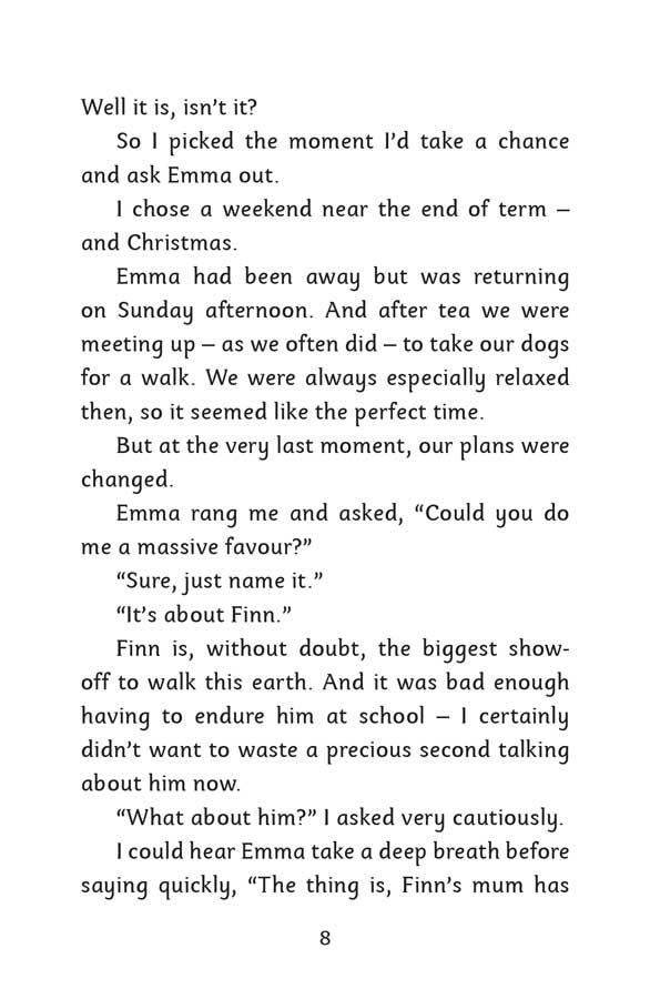 Mind Reader - Ghostly Whisper - página 8
