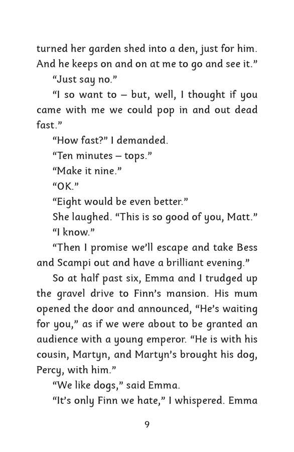 Mind Reader - Ghostly Whisper - página 9