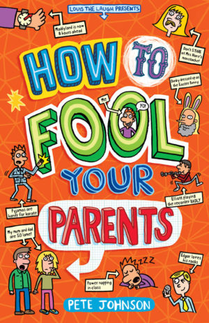 Capa How to Fool Your Parents