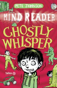 Capa Mind Reader - Ghostly Whisper