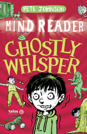 Capa Mind Reader - Ghostly Whisper