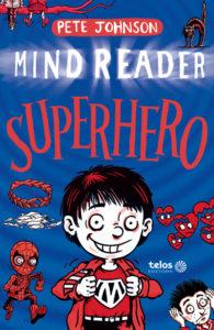 Capa Mind Reader - Superhero
