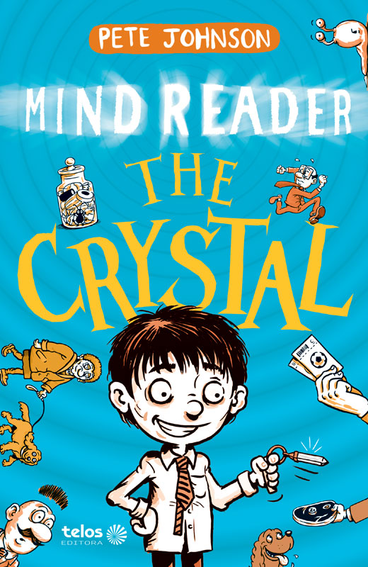 Capa Mind Reader | The Crystal