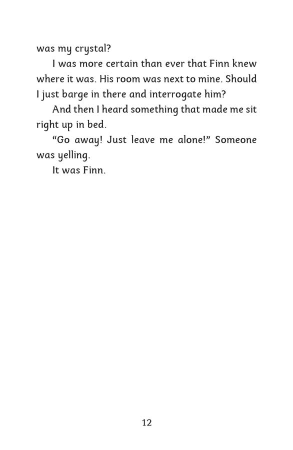 Mind Reader   Superhero - página 12