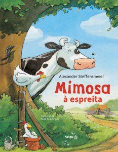 Capa - Mimosa à espreita