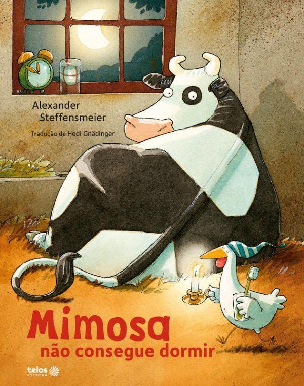 Capa- Mimosa não consegue dormir
