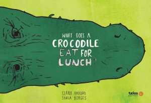 Capa - What does a crocodile eat at lunch?